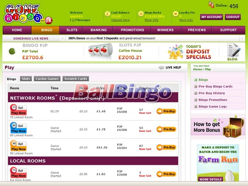Live Bingo Review - Is this A Scam/Site to Avoid