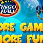 bingo hall olympics