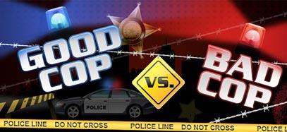 Bingo Hall Good Cop vs Bad Cop Promotion