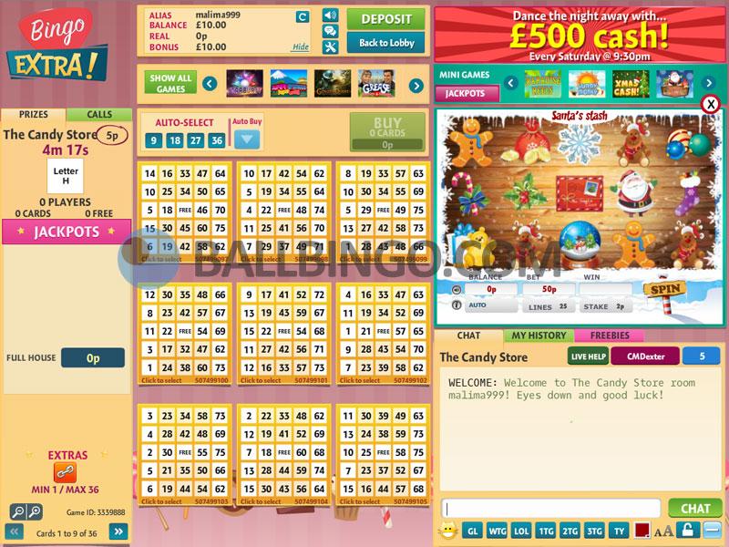 Bingo Extra 75