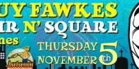 Guy Fawkes Fair N Square Fairest Bingo Games