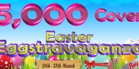 Spring Bingo Tourney and Easter Weekend EGGstravaganza