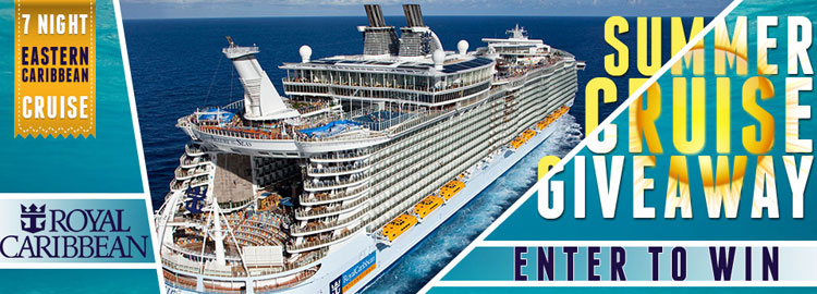 Win a Summer Cruise at Cyber Bingo