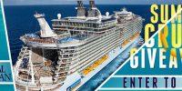 June 2016 Summer Cruise Giveaway - Win a Summer Cruise