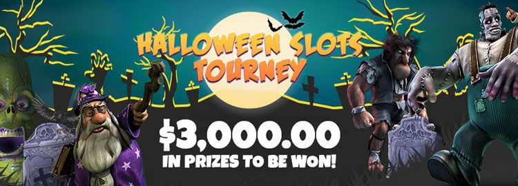 Halloween Video Slots Tourney – Halloween Slots