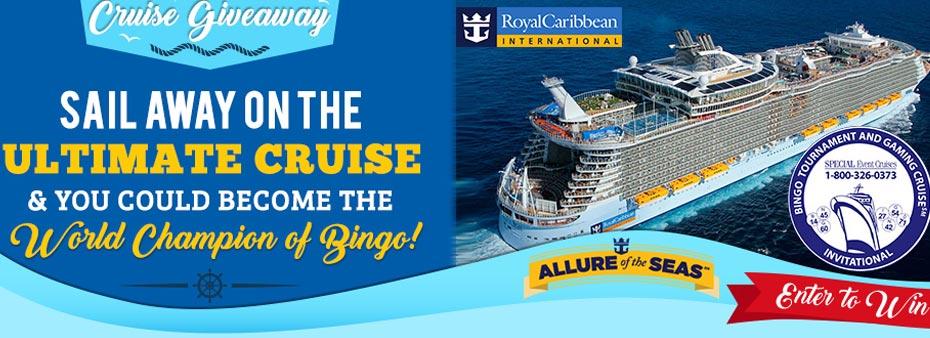 Ultimate Bingo Cruise – become the World Champion of Bingo!