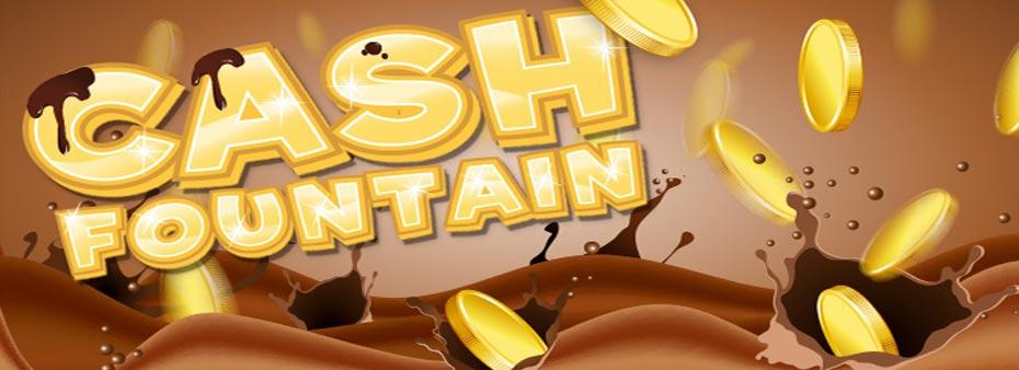Cash Fountain – £30 Guaranteed JP at Tasty Bingo