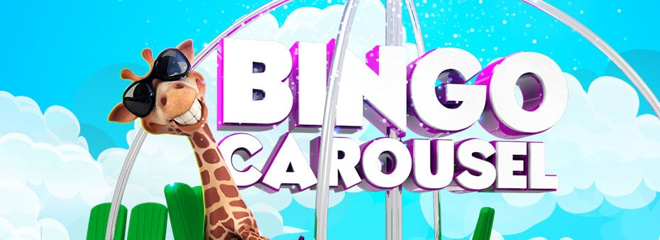 Round and round bingo rooms with special prizes to win