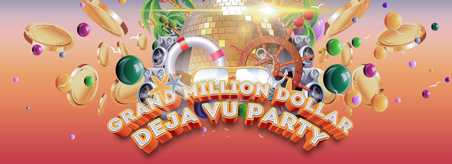 Grand Million Dollar Deja Vu Party at Vic's Bingo