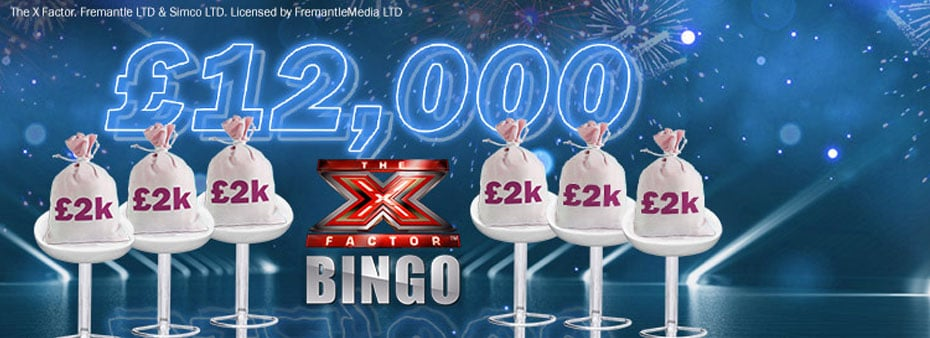 "Vote for your favourite ""The X Factor"" judge, to win a share of £12k"