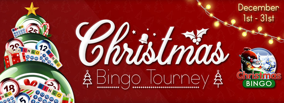Christmas Bingo Tourney at CyberBingo