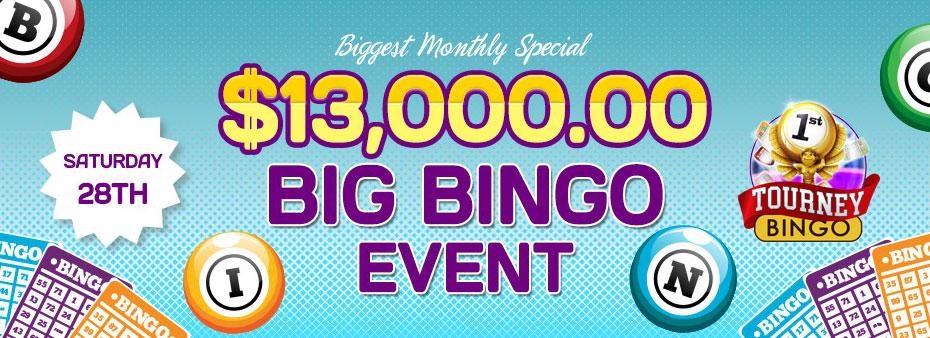 $13,000 Guaranteed Big Bingo Event at BingoFest