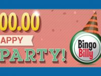 $5,000 Happy Birthday Party Celebration at Bingo Billy