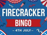 Win big with fantastic cash bingo prizes on the 4th of July