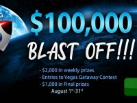$100,000 Blast off at Amigo Bingo August 2018