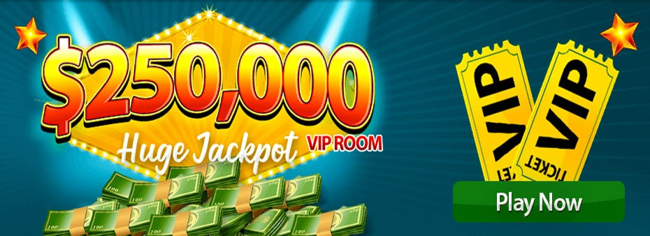 $250,000 HUGE Jackpot Weekend Room – Play Exclusive Bingo