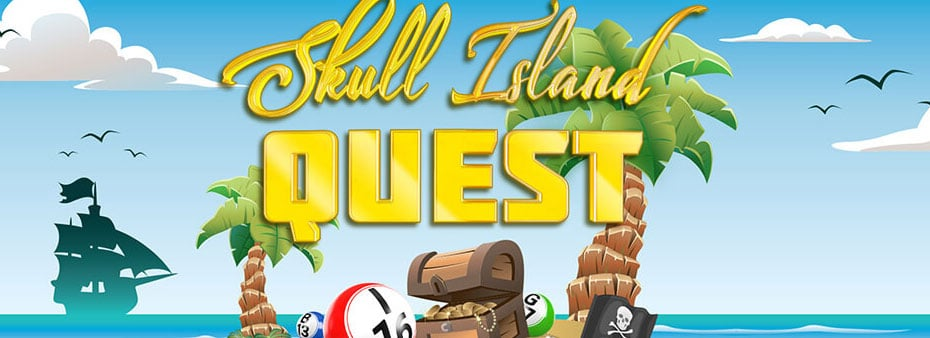 Skull Island Quest at Bingo for Money