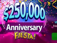 $250,000 Anniversary Fiesta VIP Room Tournament