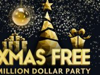 Get ready for festive fun in bingo Xmas Free Million Dollar Party!
