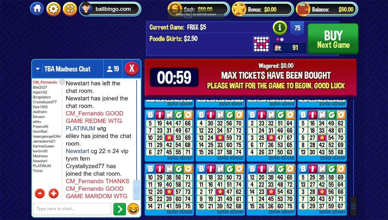 amigo bingo games