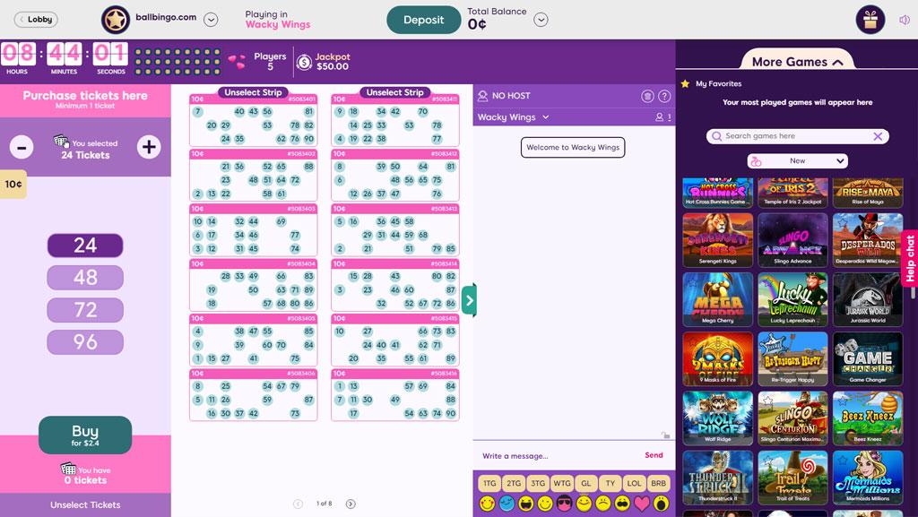 lucky charm bingo 90