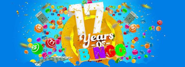 17 Year Grand Anniversary Bigno Pack