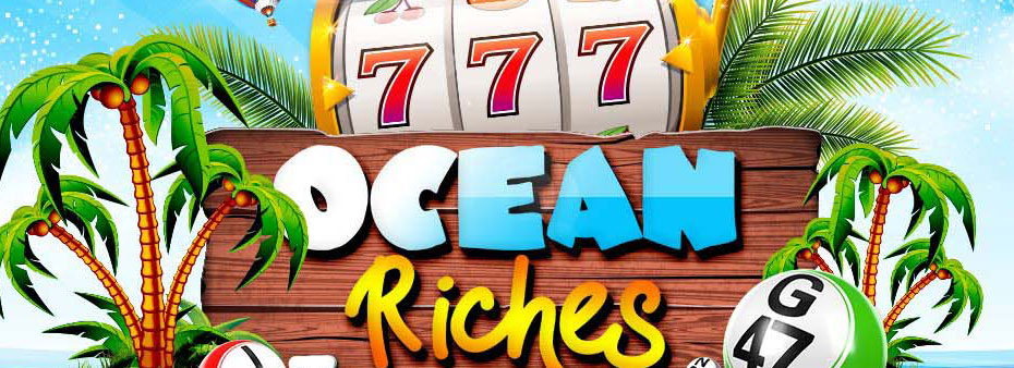 Deeep Sea treasures await you in the Ocean Riches Tournament! Get on the boat and try your luck.