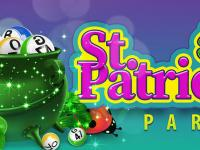 St. Patrick's Parade - win the $1.717,00 bingo jackpot!