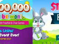 $400,000 Easter Eggs-travaganza Weekend at Amigo Bingo