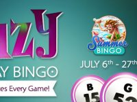 Crazy Saturday Bingo - Win fabulous bingo cash prizes every Saturday