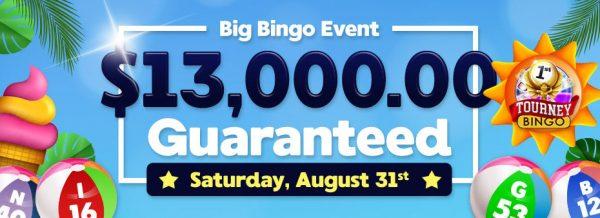 Celebrate 23 years of Big Bingo Fun at BingoFest