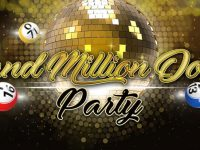Win part of the $2 Million prize fund in Grand Million Dollar Party!