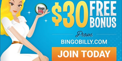 Online Bingo Billy