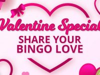 Valentine Special – Share your Love for Bingo on Valentine's Day!