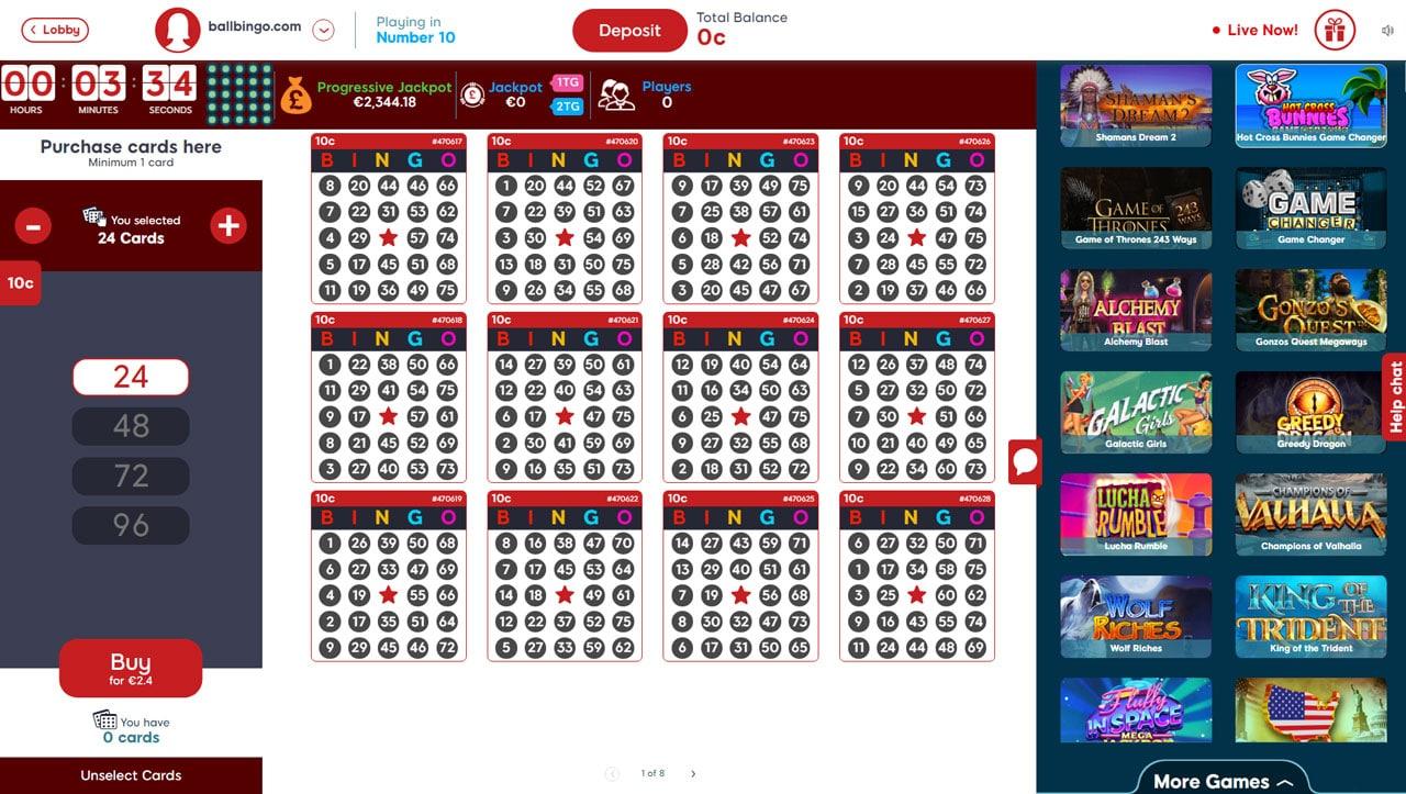 loadsa bingo 75