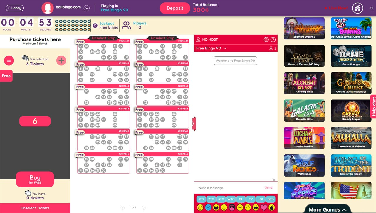 lovehearts bingo 90