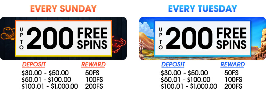 Incredible Wild West Free Spins