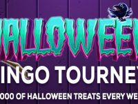 Halloween Bingo Tourney - $3,000 Weekly Prize Pool at Bingo Spirit