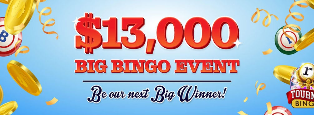 On Saturday, November 28 EST, Cyber Bingo is hosting the biggest bingo event of the month