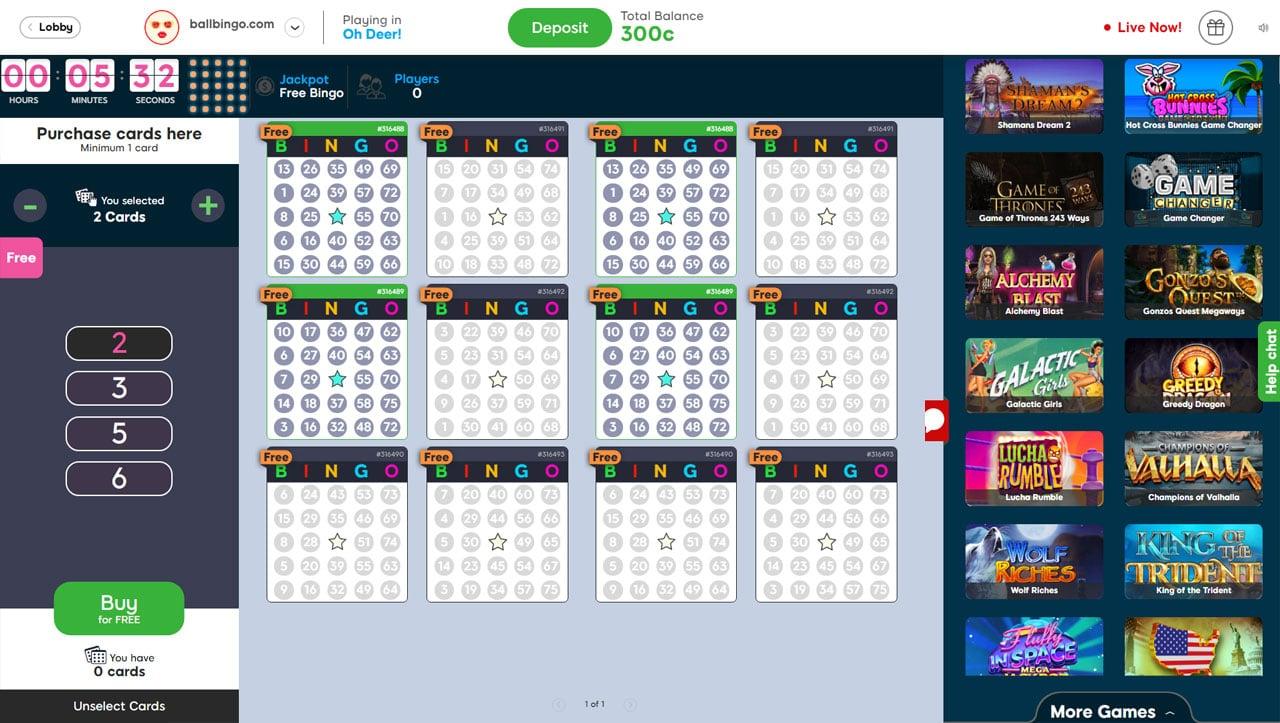 bingo barmy 75