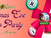 Christmas Eve Bingo Party Spice Up Your Christmas Eve