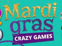 Win big in Bingo Spirit Mardi Gras Crazy Games