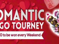 Romantic Bingo Tourney - Love and bingo are in the air this February!