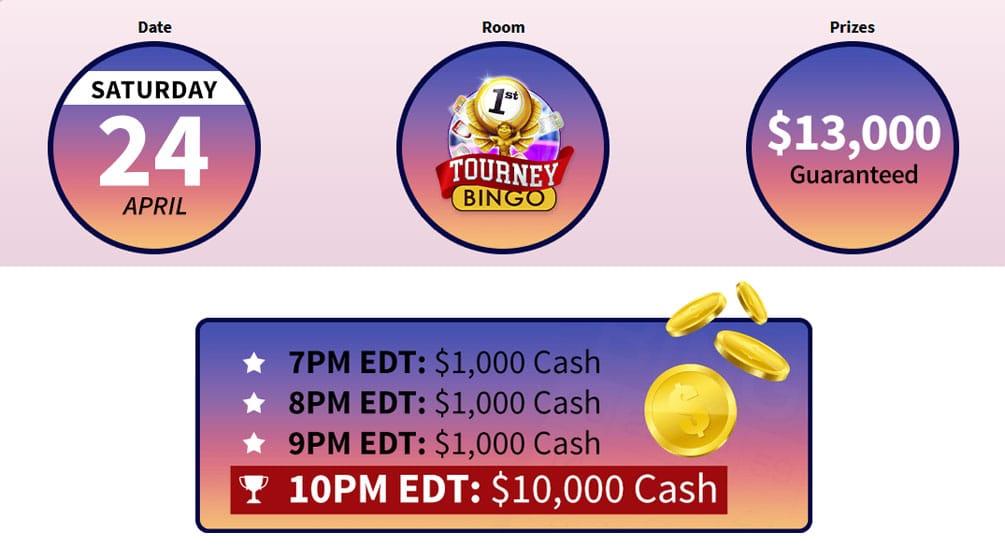 Cyber Bingo great cash prizes