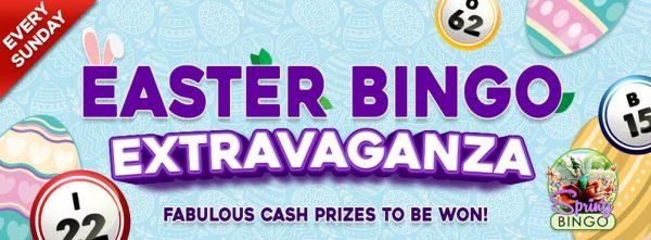 Join the fun in Easter Bingo Extravaganza at Bingo Fest!