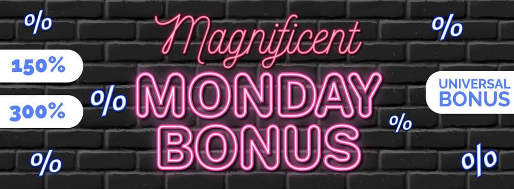 Afternoon Bingo Specials – Win big this Labor Day