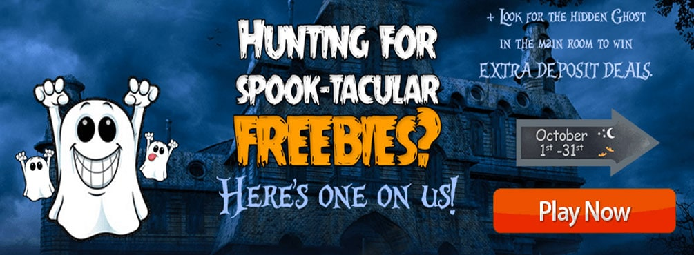 Hunting for Spook-tacular freebies