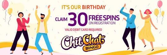 chitchat birthsday